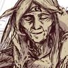 Pour le concours :D Complètement différent de mon idée de base où la dame devait jouer le rôle d'une clairvoyante montrant le chemin à un assoiffé dans le désert ! xD